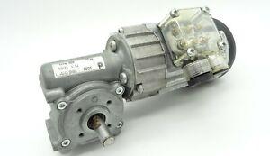 Getriebemotor DUNKERMOTOREN Elektromotor DR62.0X40-4 Getriebe SG80 15U/min 18W
