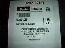 Genuine PARKER HYDRAULIC FILTER ELEMENT 932340Q 12 Micron P564936 H9075 NOS!!