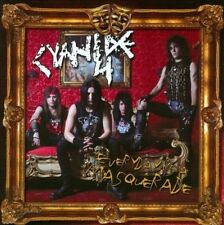 Cyanide 4 - Every Day Is A Masquerade [CD New]