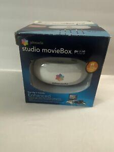 Pinnacle Studio MovieBox Plus 510-USB HD Video Editing