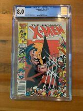Uncanny X-Men #211 8.0 CGC Rating
