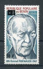 Benin E 198 postfrisch / Geschichte - Adenauer ............................1/714