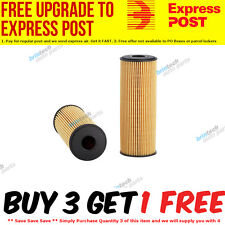 Oil Filter Apr|2004 - For SSANGYONG REXTON RX270 - Y220 Turbo Diesel 5 2.7L O F