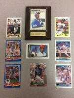 Ken Griffey Jr Ultimate Baseball Card Collection