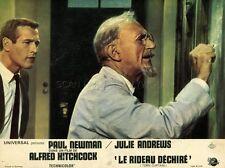 PAUL NEWMAN  ALFRED HITCHCOCK TORN CURTAIN 1966 VINTAGE LOBBY CARD #4