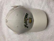 Masters   Golf Hat  Cream