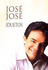 Jose Jose - Mis Duetos (DVD, 2007) w/ Jose Feliciano, Vicki Carr, Paul Anka NEW
