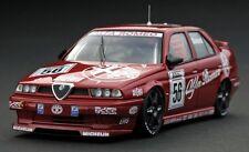 Alfa Romeo 155 TS Silverstone 1994 BTCC G.Simoni  1/43 8125 HPI-RACING