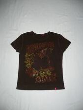 Esprit Kurzarm Damenblusen, - tops & -shirts mit Rundhals-Ausschnitt