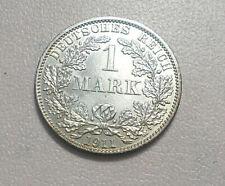 Deutsches Reich 1 Mark von 1911 A - Silber - Erhaltung: vzgl. siehe Fotos