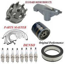 Tune Up Kit Filters Cap Wire Plugs Fit DODGE RAM 1500 VAN V8 5.2L;5.9L 1999-2003
