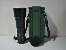 Sigma Apo 170-500mm Objektiv 1:5 - 6.3 mit Tasche (G4453-R16)