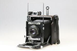 GRAFLEX Speed Graphic 4x5 Inch mit Ektar 127mm f/4,7