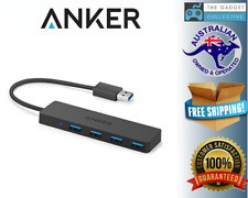 Anker 4-Port USB 3.0 Ultra Slim Data Hub Macbook, Mac Pro/mini iMac Surface Pro