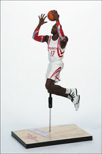 McFarlane NBA Series 25 ~ #12 Dwight Howard ~ White Jersey ~ Houston Rockets