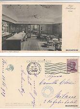 # ROMA: HOTEL DES AMBASSADEURS - BERTOLINI'S PALACE HOTEL - Naples  1929