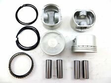 Upgraded Piston/Premium Ring Kit (.25mm) 01-05 1.7L Honda Civic DX EX HX LX D17A