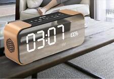 Wireless Bluetooth Speaker / Cell Phone / TF Card / Alarm Clock / Radio