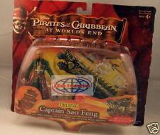 Pirates - At Worlds End Deluxe Captain Sao Feng Figure