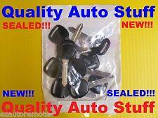 NEW SEALED Set Lot Of 10 GM Non-Transponder Key Blank B96 P1110 Strattec 692076