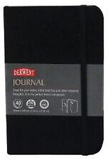 Derwent journal (l'amitié) 140 x 90 mm x 3 Off Noir