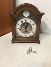 Vintage Haid Westminster Chime Bracket Style Mantle Clock W. Germany Small Size