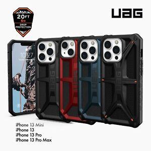 Urban Armor Gear (UAG) iPhone 13 Mini Pro Max Monarch Mil.Spec Case Rugged Cover