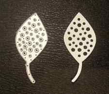 Sizzix Die Cutter  DOT LEAF LEAVES  Thinlits fits Big Shot Cuttlebug