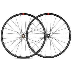 New  Pair Fulcrum Racing 5 C17 DB Wheels – Dark Label – Shimano Or Campagnolo