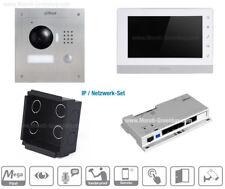 Dahua IP-Videotürsprechanlage Einfamilienhaus VTK-VTO2000A-VTH1550CH - neu - UP