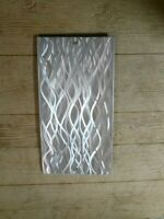 Modern Metal Art Abstract wave Wall Sculpture Contemporary Original art USA made