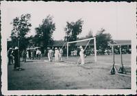 Sénégal, saut en longueur au stade Général Blanchor Vintage silver printPhotog