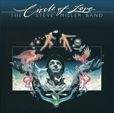 Circle of Love by Steve Miller (Guitar)/Steve Miller Band (Guitar) (Vinyl, Oct-2012, Edsel (UK))