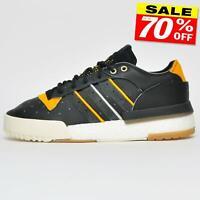 Adidas Originals Rivalry RM Boost Mens Retro Fashion Sneakers Trainers Black