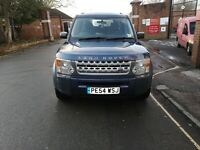 Land Rover, DISCOVERY 3, 2004, Manual, 7 Seater, Low Tax, Recent Services