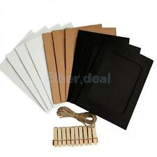 markenlose bilderrahmen rahmenlose deko bilderrahmen aus papier g nstig kaufen ebay. Black Bedroom Furniture Sets. Home Design Ideas