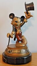 Bronze Disney Sculpture  - Showtime - Signed by Bill Toma - L.E. #43/200