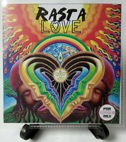 'Rasta Love' a One Drop CD featuring Lovers Rubadub & Roots Rubadub