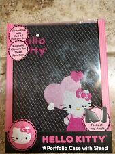 Hello Kitty Portfolio Case with Stand iPad 2 iPad 3 3rd Generation
