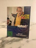 DVD TATORT - WO IST MAX GRAVERT ? mit JÜRGEN VOGEL & TOM SCHILLING Neu+OVP