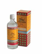 Tiger Balm OIL effective relief- 57ml -FREE SHIPPING WORLD WIDE