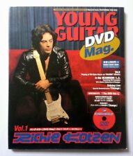 RICHIE KOTZEN YOUNG GUITAR DVD MAG JAPAN GUITAR TAB