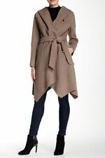 Regular Size Wool Blend Trench Coats & Jackets for Women