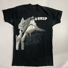 Vintage 1993 Aerosmith Get a Grip Tour Concert T-Shirt Cow Nipple Piercing