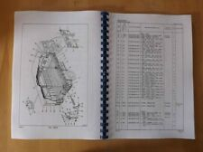 Bedford TK Truck Manual. 4x2, CL. Illustrated parts catalogue.