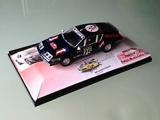 Decal 1 43 ALPINE A 310 N°75 Rally WRC monte carlo 1980 montecarlo