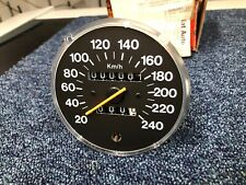 Alfa romeo 33 1.7 Speedometer GENUINE NOS KMH lhd 60750198 new boxed