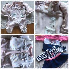 XXL Baby Bekleidungs Paket 50 56 Mädchen #3