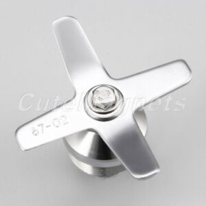 Replacement Stainless Steel Blade Cutter /w Seal Ring For Vitamix 5200 series