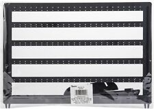 "Acrylic Earring Display 12""X14""-Black, 2025-444"